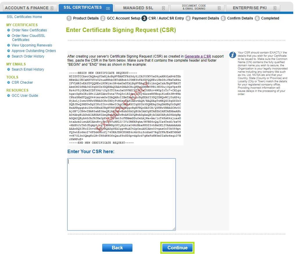 Gmo Globalsign Renew Your Ssl Certificate